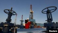 تاسیسات نفتی روسیه