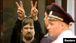 Leonid Razvozzhayev, një nga të dënuarit