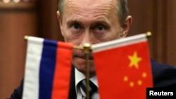 Президент Росії Володимир Путін (архівне фото)