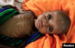 Окрім війни, сомалійці тікають і від посухи, яка поставила під загрозу продовольчу безпеку майже 3 мільйонів людей – ООН