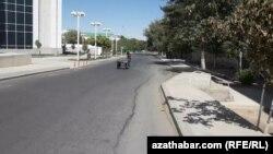 Микрорайон Мир -1, Ашхабад