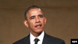 Президент США Барак Обама, 15 мая 2014