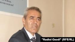 Маҳмадулло Ибодов, ноиби ректори Донишгоҳи давлатии Кӯлоб