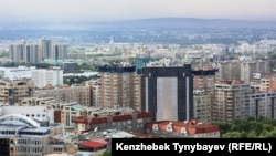 Kazakhstan – – A general view of Almaty, 03July2013