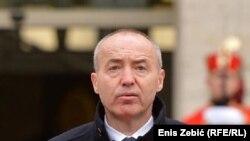 Hrvatski ministar odbrane Damir Krstičević
