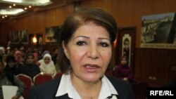 Iraqi Environment Minister Nirmin Othman (file photo)