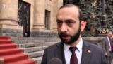 Председатель Национального собрания Арарат Мирзоян, 24 февраля 2020 г.