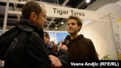 Nikola Pavličević u razgovoru sa novinarom RSE Zoranom Glavonjićem