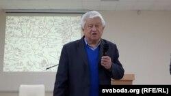 Старшыня Віцебскай абласной арганізацыі ТБМ Іосіф Навумчык