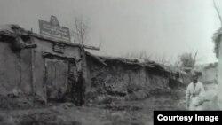 Душанбе в 30-ые годы прошлого столетия.