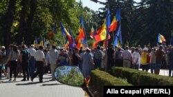 La protestele PAS și PPDA din septembrie