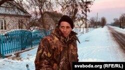 Аляксандар Ляшук, жыхар вёскі Хорск