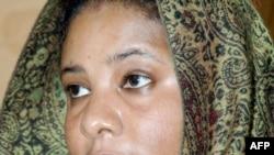 Суданская журналистка Лубна Хусейн, 13 июня 2009 года.
