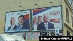 Opozicija u Republici Srpskoj okupljena u Savez za pobjedu gotovo jednoglasno optužila vladajuće strukture u tom BiH entitetu za krađu glasova