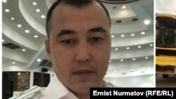 Эмилбек Кимсанов