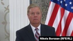 U.S. Senator Lindsey Graham (file photo)
