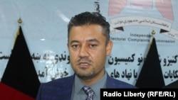 عبدالعزیز آریایی رئیس کمیسیون شکایات انتخاباتی افغانستان