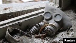 25th Anniversary of the Chornobyl nuclear disaster is marked on April 26.