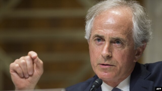 "The chairman of the Senate Foreign Relations Committee, Bob Corker, has said Iran was ""very much front-burner"" for the new Congress."
