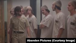 """Кадр из фильма """"Стэнфордский тюремный эксперимент"""""""