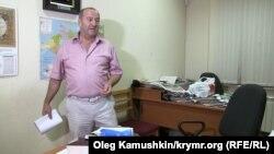 Керівник благодійної організації «Фонд «Крим» Різа Шевкієв