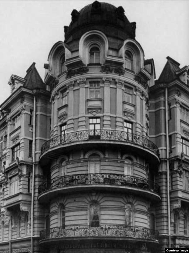 Петербург, дом на Таврической 25