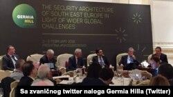 """Panel na temu """"Implikacije konflikata u Siriji i Ukrajini na bezbednost u jugoistočnoj Evropi i EU"""""""