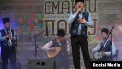 Ukraina, Kiyev, «Qırım alanı»