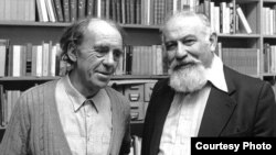 Генрих Белль и Лев Копелев