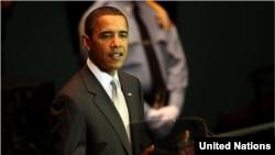 Барак Обама, раисиҷумҳурии Амрико