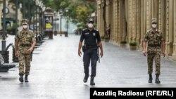 The capital, Baku, will be under full lockdown from December 14.