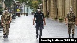 Bakıda pandemiya ilə bağlı karantin, 21 iyun 2020