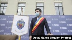 Romania - Nicușor Dan, primar al Bucureștiului