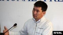 Lukpan Akhmedyarov (file photo)