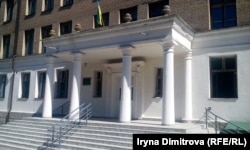 Курахове, школа №1