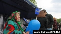 La Chișinău de Ziua Europei