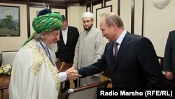 Бусулбанийн хьалханчаш Кремле кхайкхина Путин Владимира