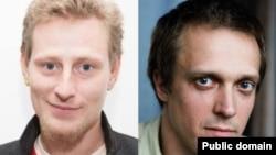 Денис Грищук (ліворуч) і Павло Юров (праворуч)