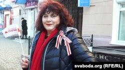 Анастасія Войтава. 2013 год.