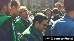 سعید مرتضوی برای شرکت در مراسم اربعین از ایران خارج شده و به عراق سفر کرده است