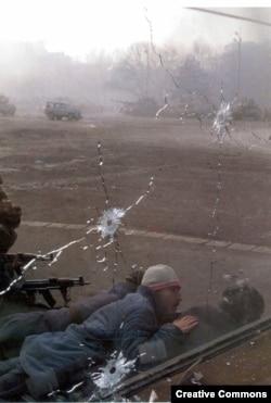 Бои в Бухаресте, декабрь 1989 года
