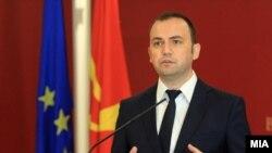 Архива: Вицепремиерот за европски прашања Бујар Османи.