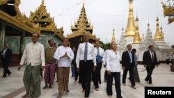 Birmani, 19 nëntor 2012