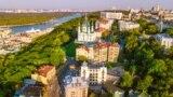 Андріївська церква, яка рішенням Верховної Ради України від 18 жовтня 2018 року передається у користування Константинопольському патріархатові