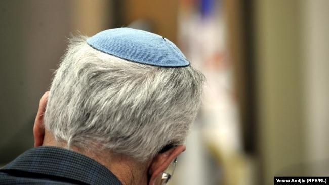 Niko iz jevrejske zajednice nije bio uključen u pisanje zakona