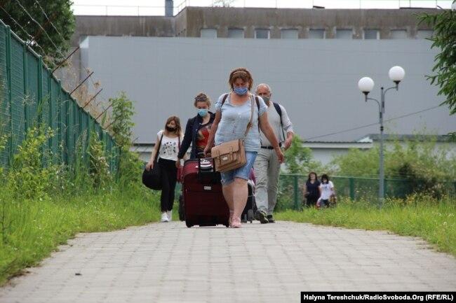 Українці рушають у Польщу, 8 червня 2020 року