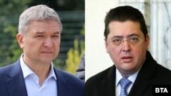 Пламен Бобоков и Пламен Узунов