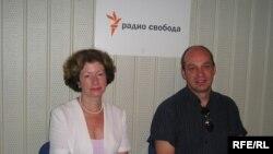 Ольга Кузнецова и Евгений Каган