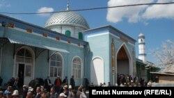 Мечеть в Ошской области.