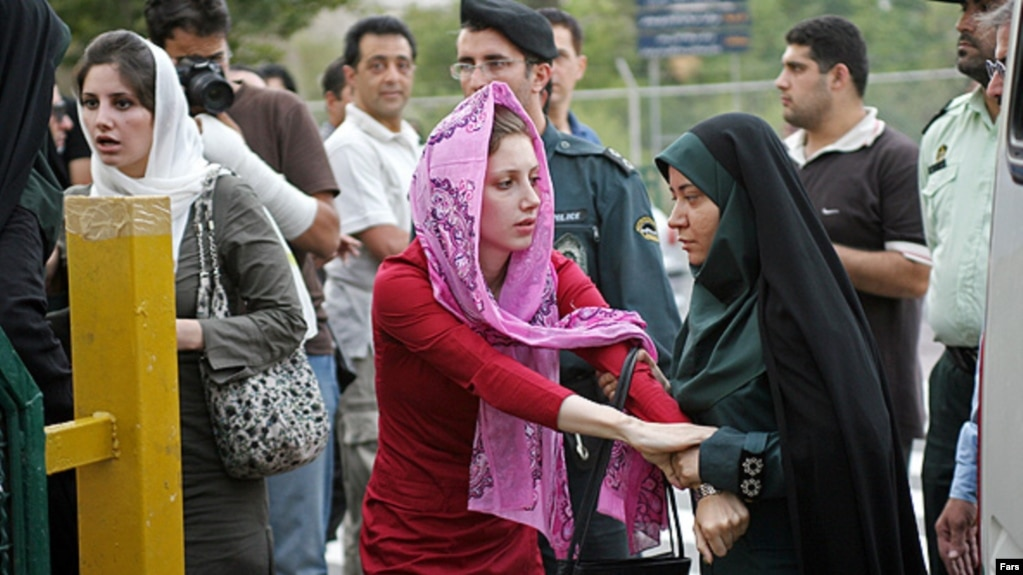 Is hijab crackdown to divert attention from election anniversary